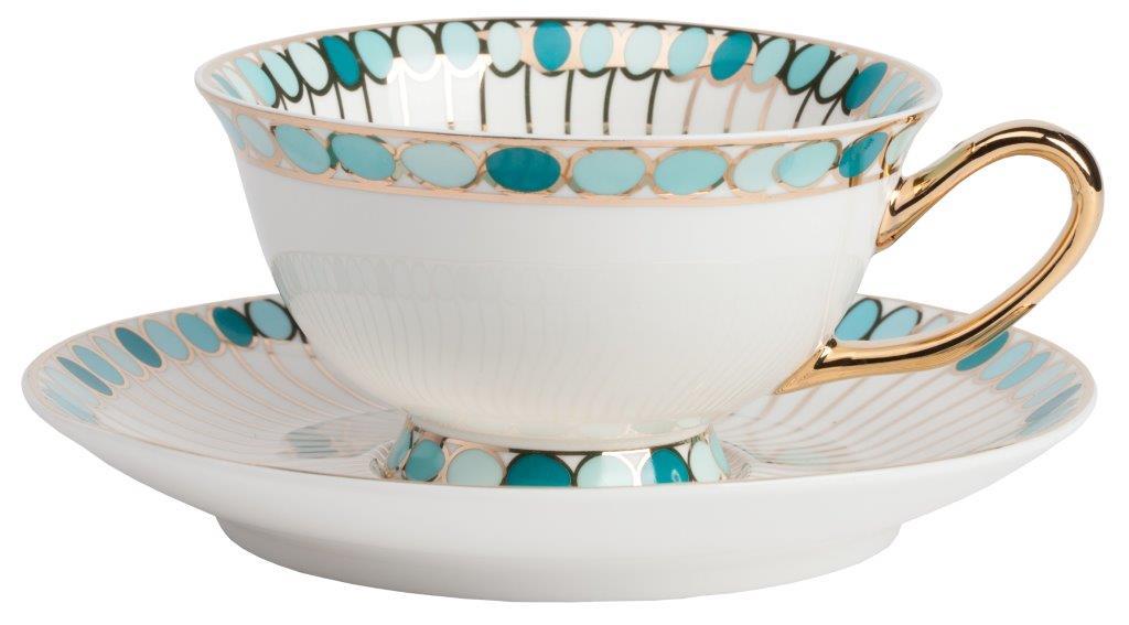 Купить Чайная пара Mosaico в интернет магазине дизайнерской мебели и аксессуаров для дома и дачи