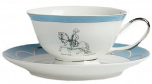Купить Чайная пара Cavalier в интернет магазине дизайнерской мебели и аксессуаров для дома и дачи