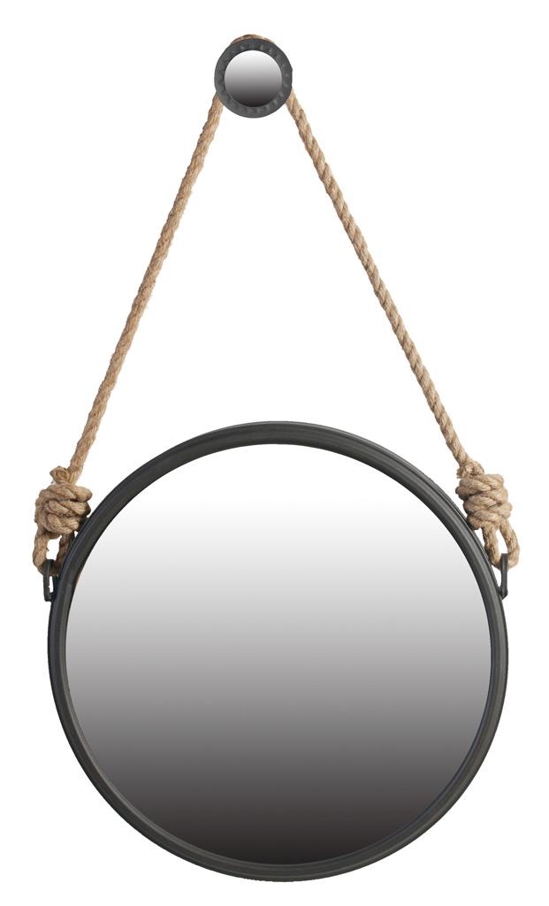 Купить Зеркало Iron and Rope в интернет магазине дизайнерской мебели и аксессуаров для дома и дачи