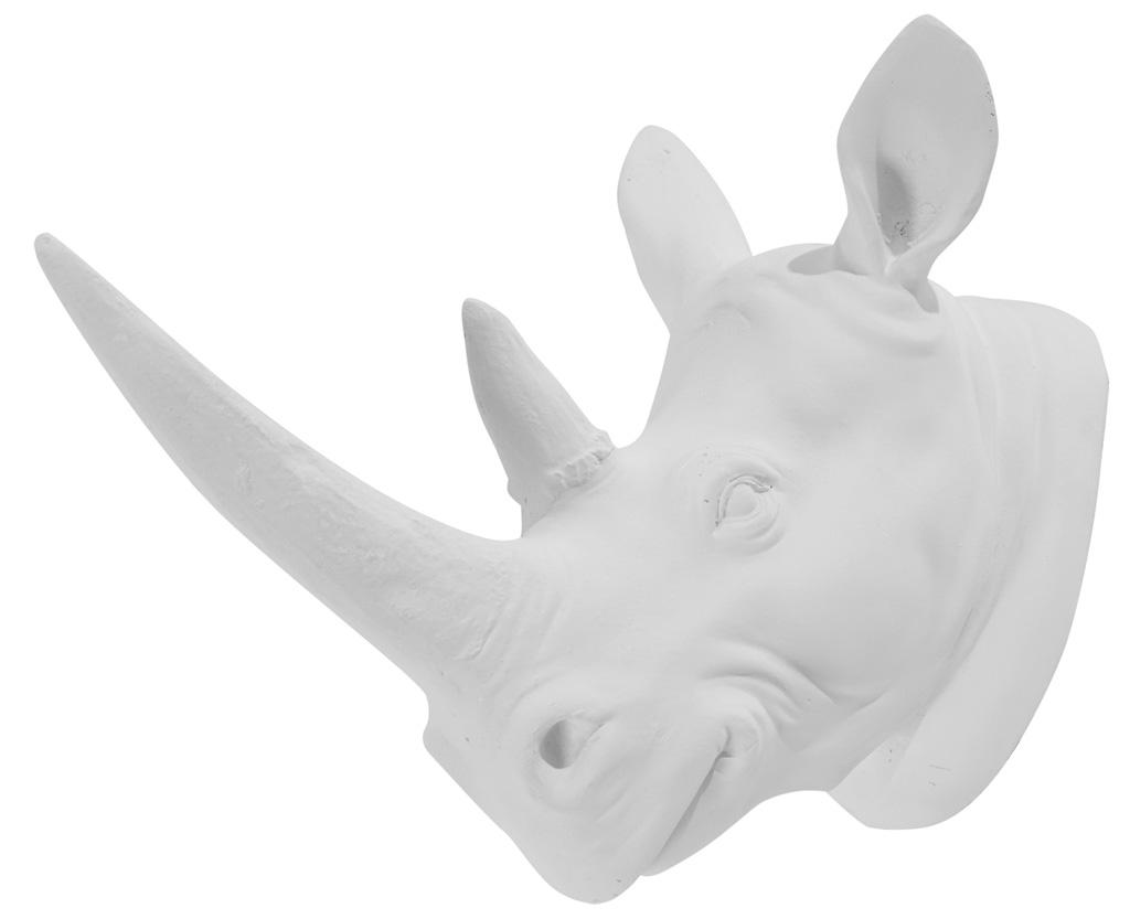 Купить Декоративная голова носорога Nashorn в интернет магазине дизайнерской мебели и аксессуаров для дома и дачи