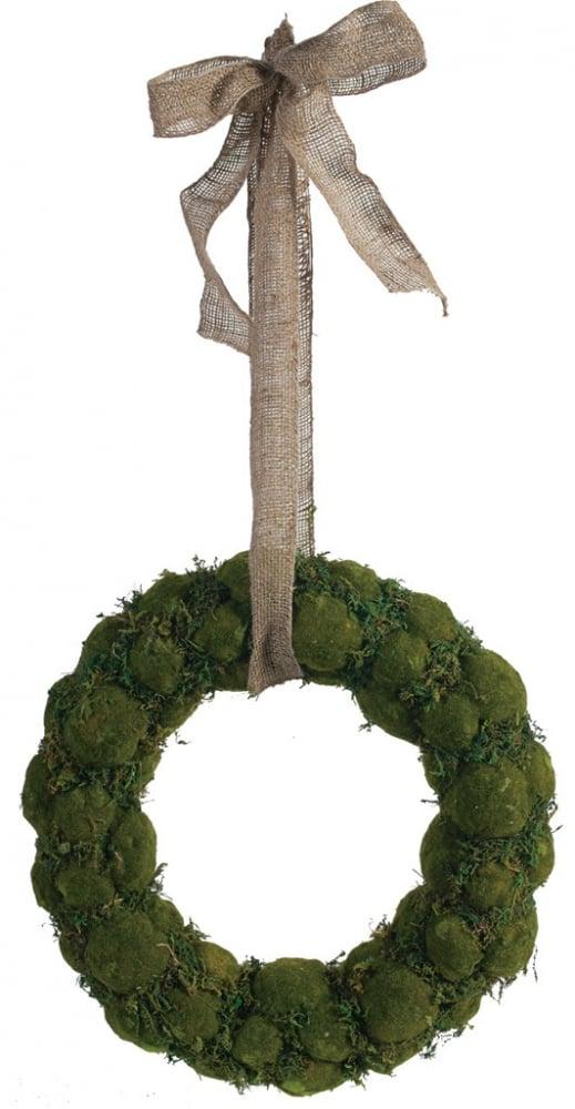 Фото Декоративный подвесной венок Vigilia Big. Купить с доставкой