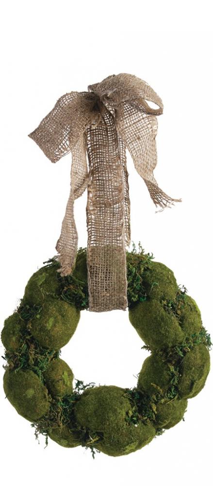 Декоративный подвесной венок Vigilia Small