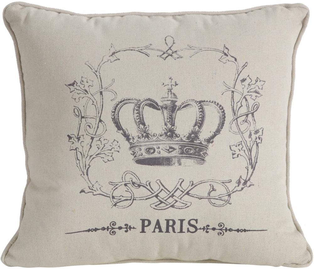 Декоративная подушка с короной Your Majesty 58*58*10