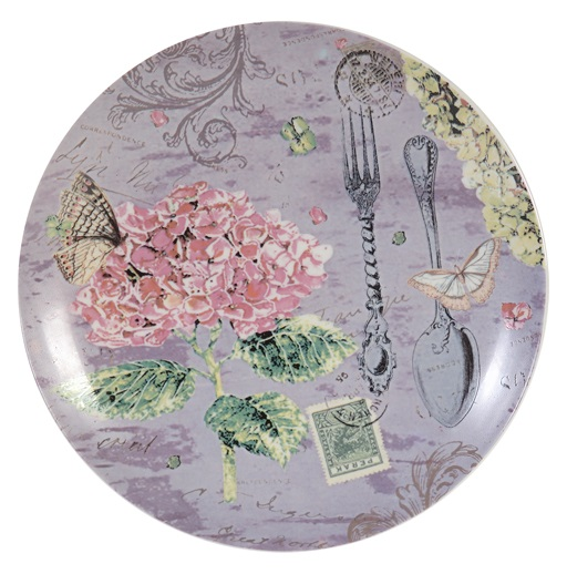 Купить Тарелка Violett в интернет магазине дизайнерской мебели и аксессуаров для дома и дачи