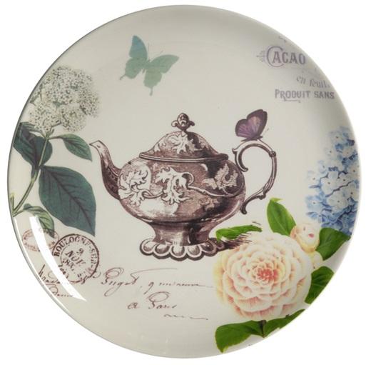 Купить Тарелка Camellia в интернет магазине дизайнерской мебели и аксессуаров для дома и дачи