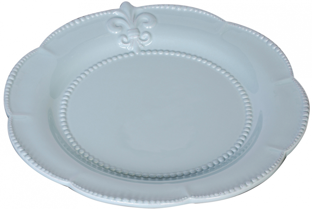 Большая тарелка Tess Blue от DG-home