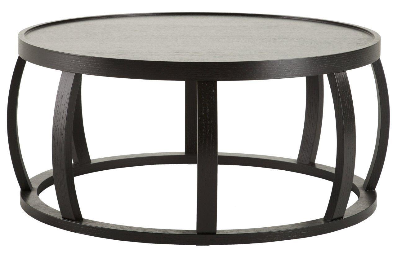 Купить Журнальный стол Santos Чёрный в интернет магазине дизайнерской мебели и аксессуаров для дома и дачи
