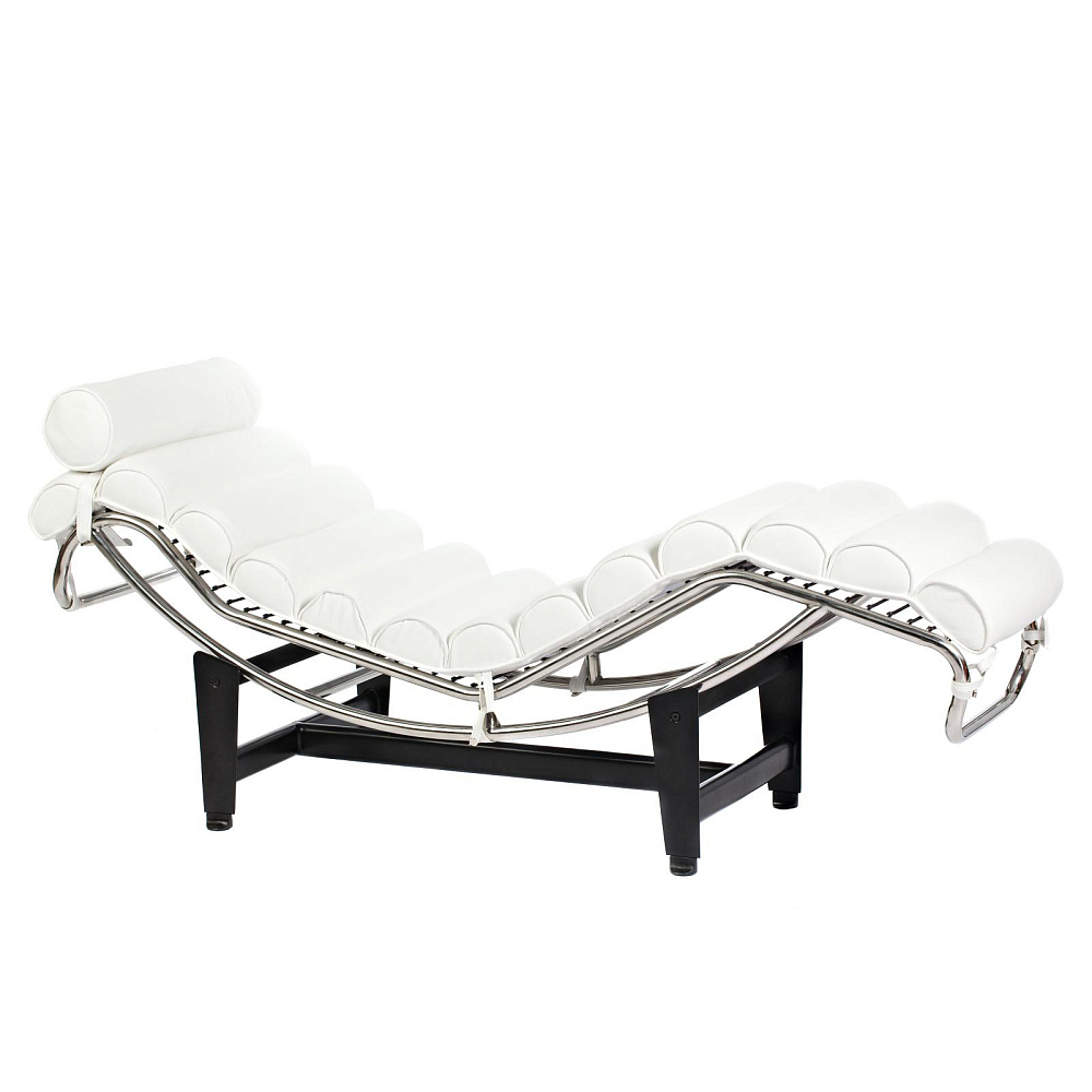 Кушетка Chaise Lounge White