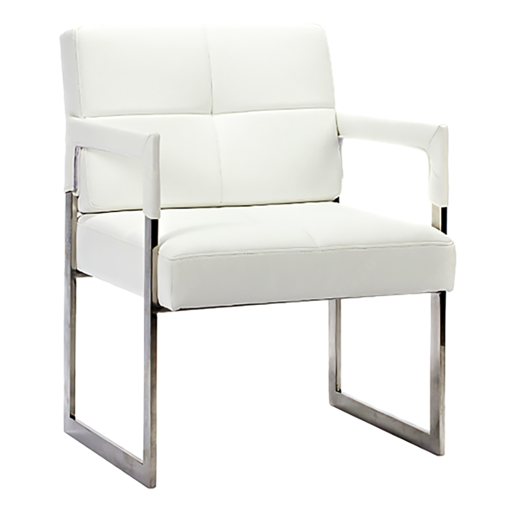 Кресло Aster Chair White