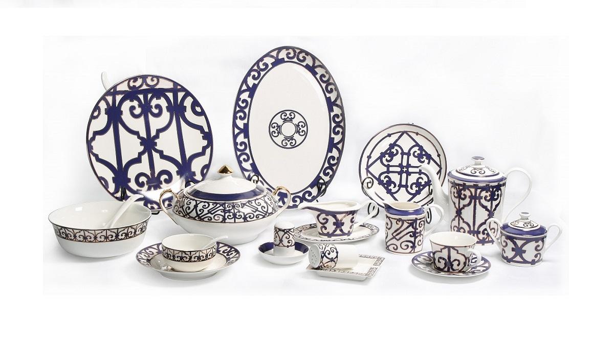 Купить Столовый сервиз Violet Dreams в интернет магазине дизайнерской мебели и аксессуаров для дома и дачи