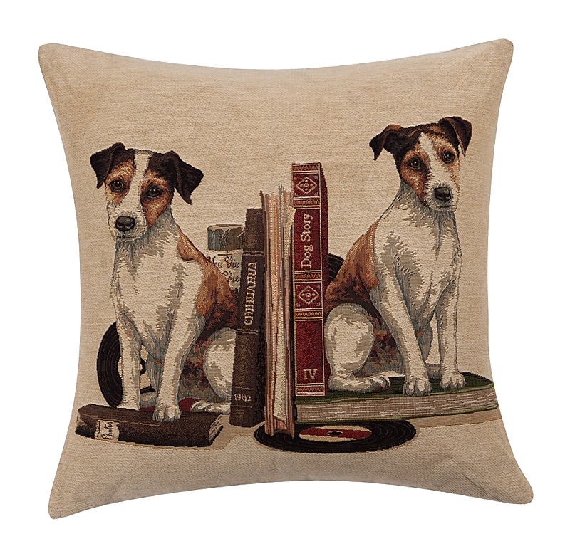 ������� � ����-������ ��������� Bookends Jack � Russell, DG-D-PL337