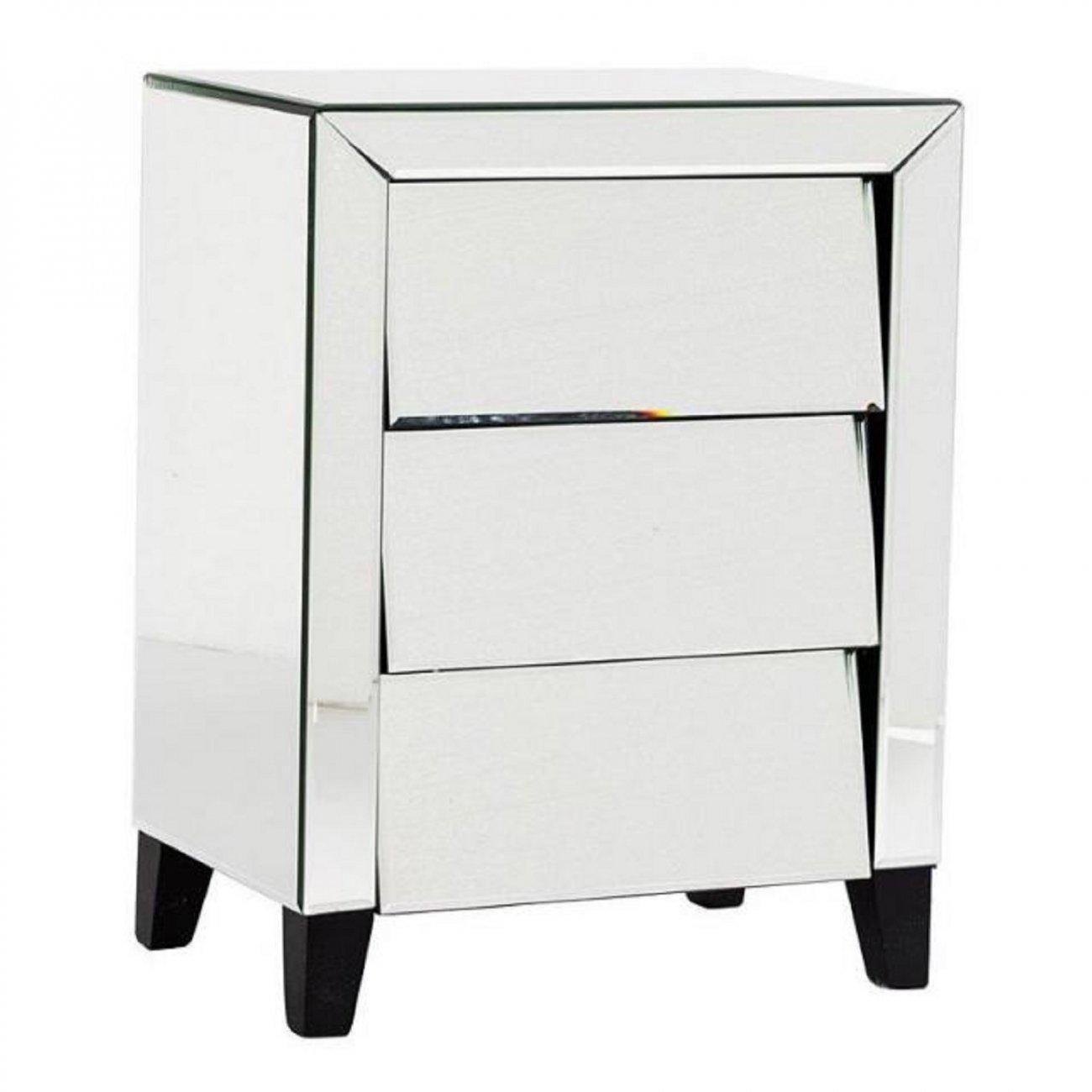 Купить Зеркальная тумбочка Malena в интернет магазине дизайнерской мебели и аксессуаров для дома и дачи