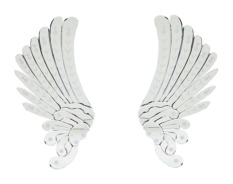 Купить Зеркальные крылья Miracle в интернет магазине дизайнерской мебели и аксессуаров для дома и дачи
