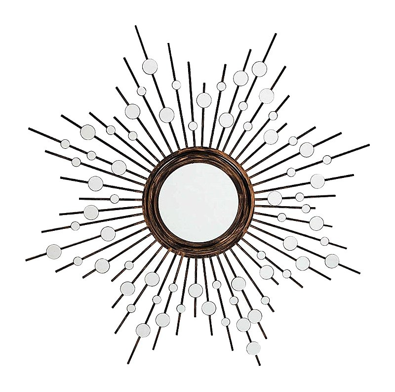 Зеркало-солнце Golden Aster, DG-D-MR21 от DG-home
