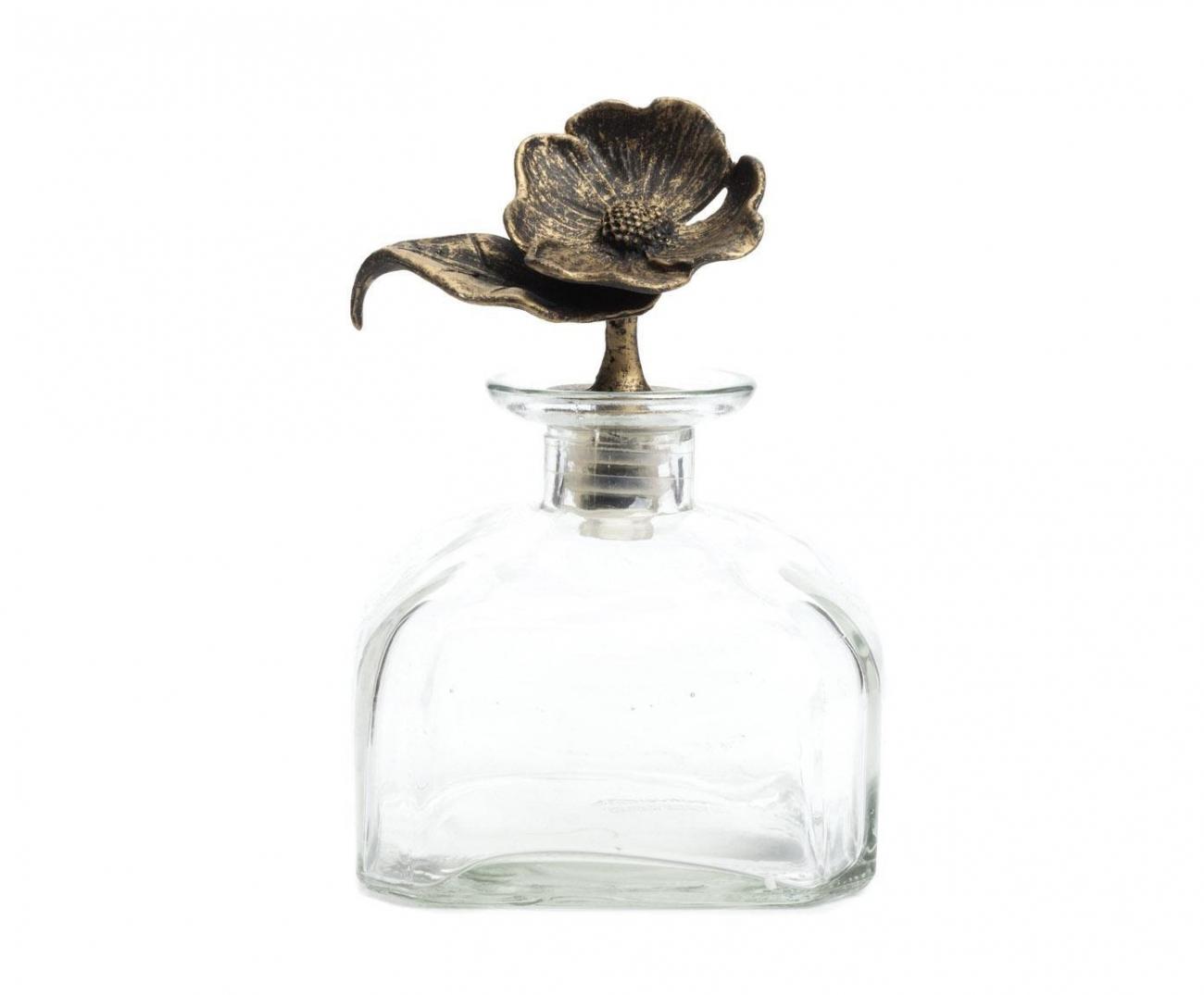 Купить Стеклянный флакон Fleur в интернет магазине дизайнерской мебели и аксессуаров для дома и дачи