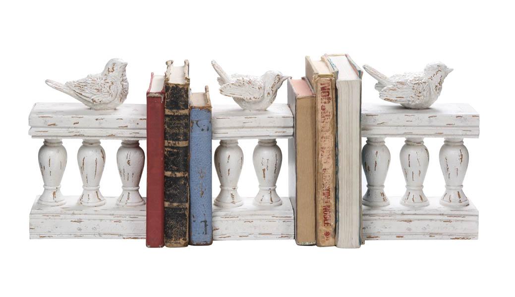 Купить Набор держателей для книг Birds Holder в интернет магазине дизайнерской мебели и аксессуаров для дома и дачи