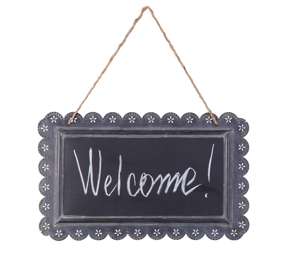 Купить Табличка на веревочке Chalkboard в интернет магазине дизайнерской мебели и аксессуаров для дома и дачи