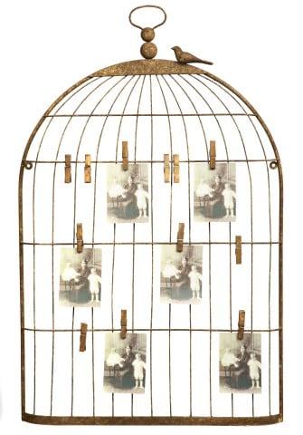 Экран для заметок Birds in Cage, DG-D-443 от DG-home