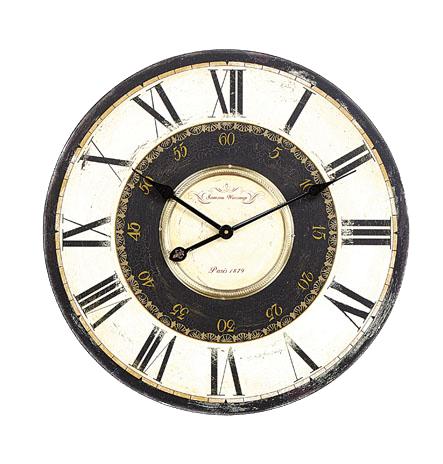 Купить Настенные часы Vintage в интернет магазине дизайнерской мебели и аксессуаров для дома и дачи