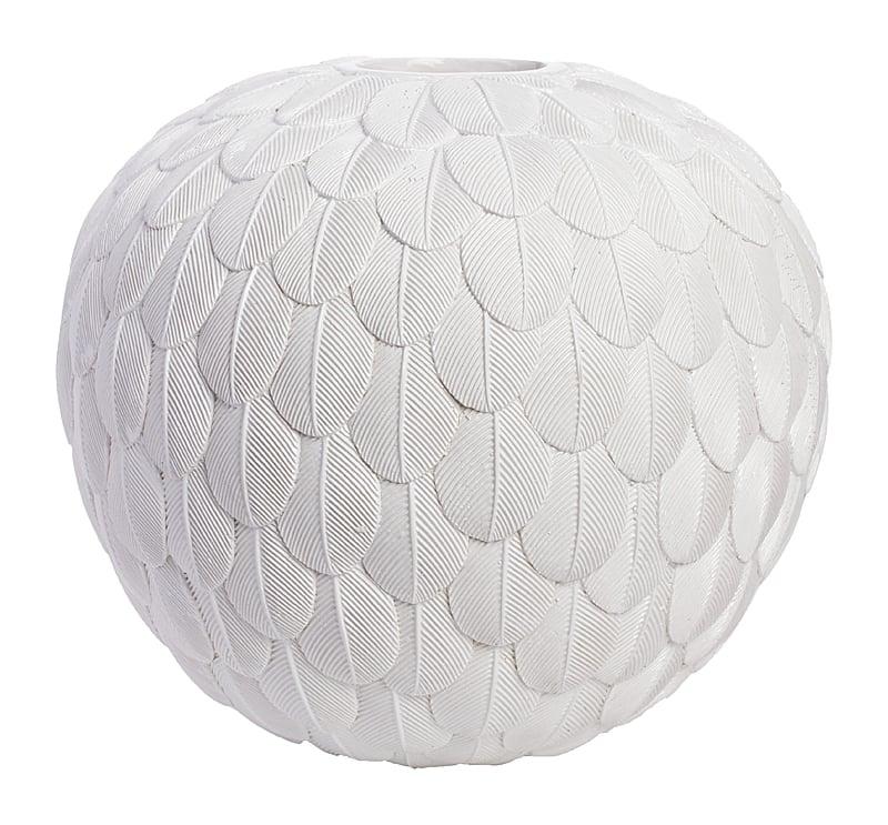 Декоративная ваза Elegant White (48*48*18), DG-D-541A