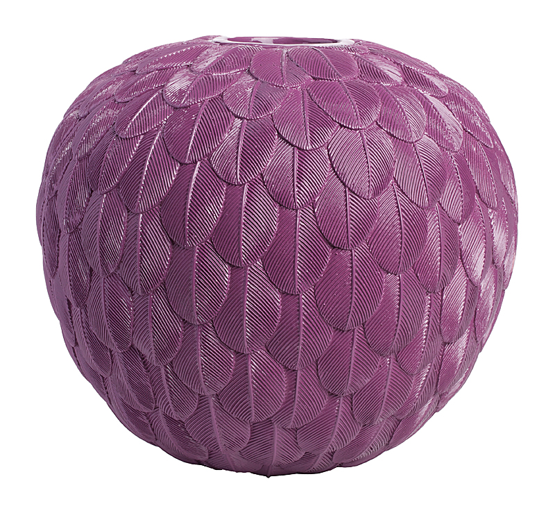 Декоративная ваза Elegant Violet (48*48*18)