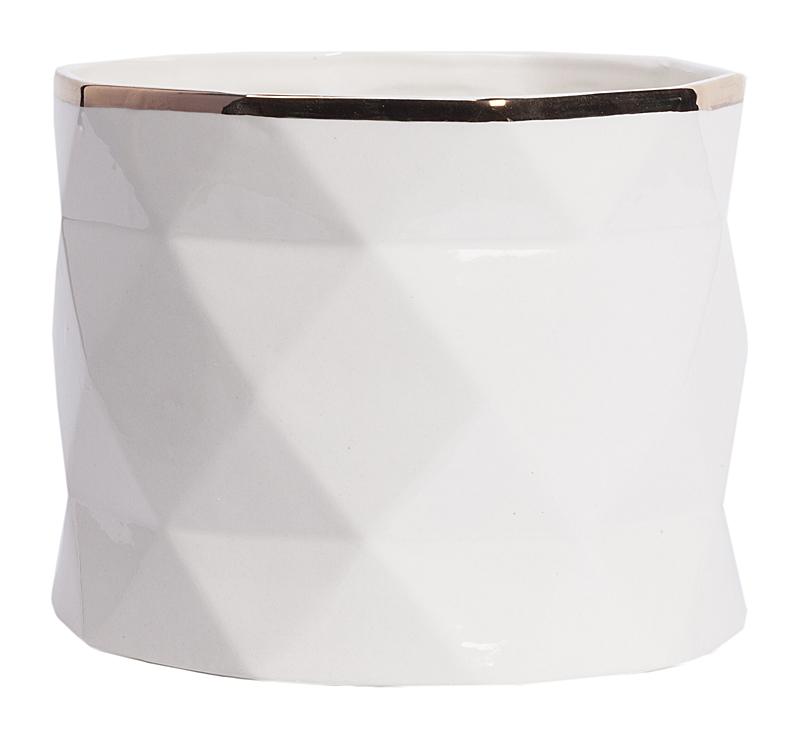 Декоративная ваза Allure Gold Middle, DG-D-543D