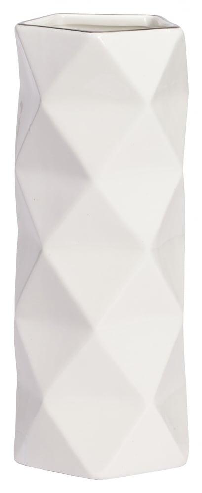 Декоративная ваза Allure Silver Medium