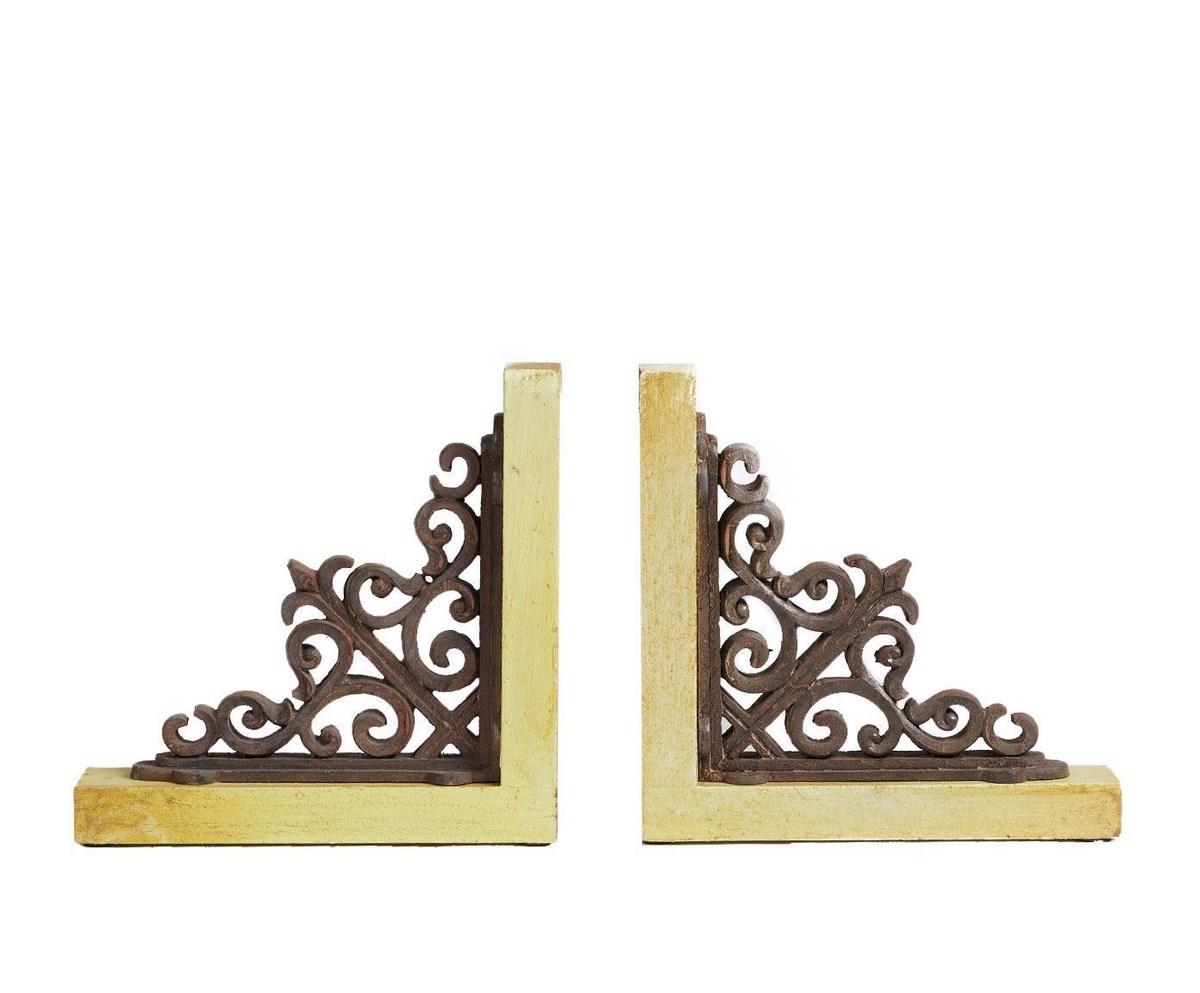 Купить Набор держателей для книг Florence в интернет магазине дизайнерской мебели и аксессуаров для дома и дачи