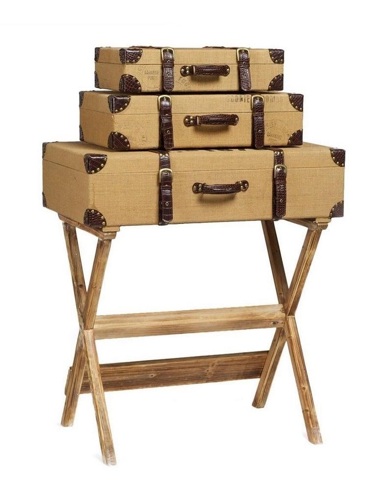 Купить Набор из 3 кейсов для хранения Rango в интернет магазине дизайнерской мебели и аксессуаров для дома и дачи