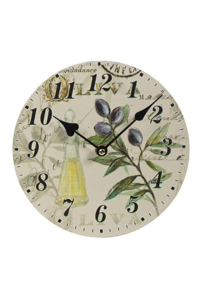 Купить Настенные часы Olivea в интернет магазине дизайнерской мебели и аксессуаров для дома и дачи