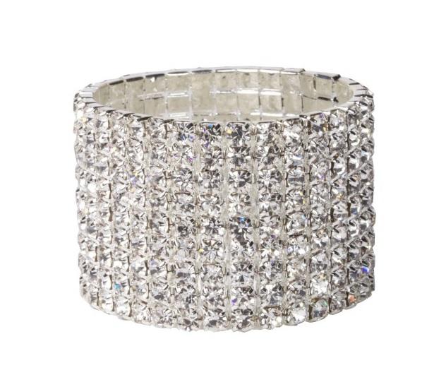 Купить Кольцо для салфеток Brilliants в интернет магазине дизайнерской мебели и аксессуаров для дома и дачи
