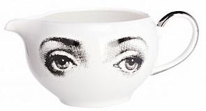 Купить Молочник Пьеро Форназетти Silver Faces в интернет магазине дизайнерской мебели и аксессуаров для дома и дачи