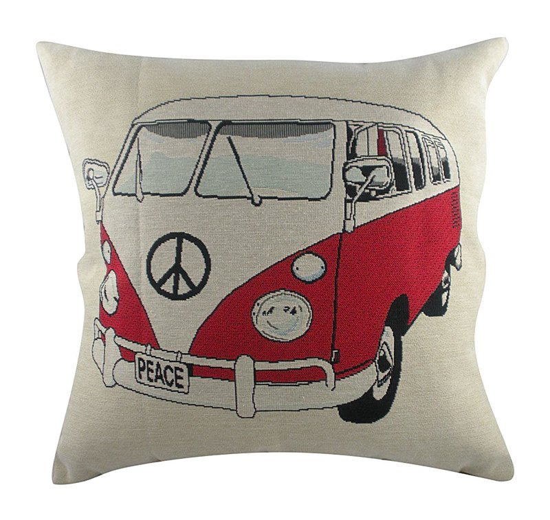 Подушка с минивэном Campervan