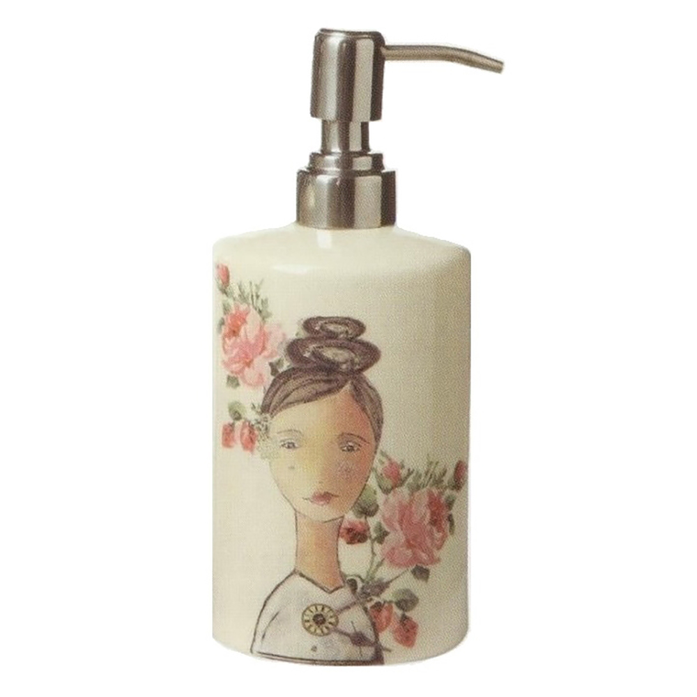 Дозатор для жидкого мыла Romantic, DG-D-516A от DG-home