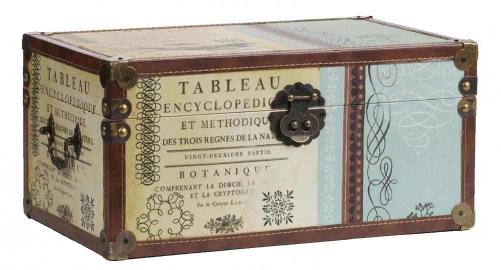 Фото Декоративный сундук Provence Colore. Купить с доставкой