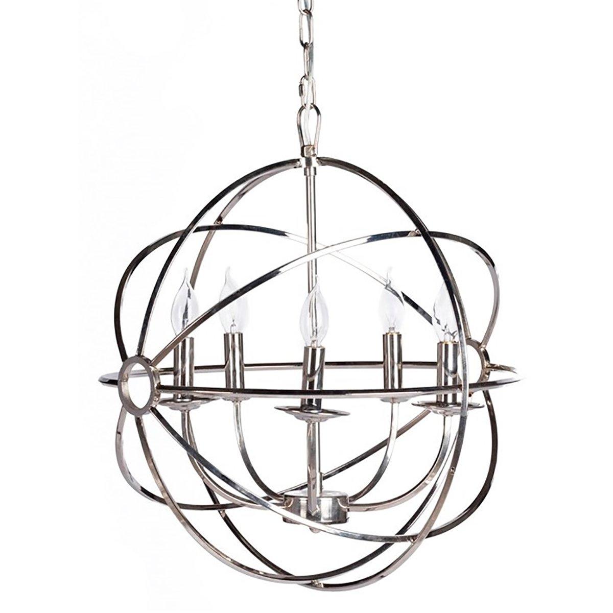 Купить Люстра Foucault's Orb в интернет магазине дизайнерской мебели и аксессуаров для дома и дачи
