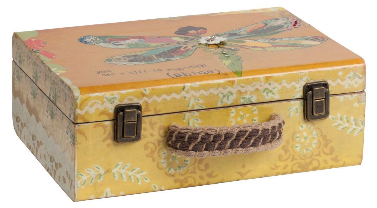 Купить Декоративный кейс Libelle в интернет магазине дизайнерской мебели и аксессуаров для дома и дачи
