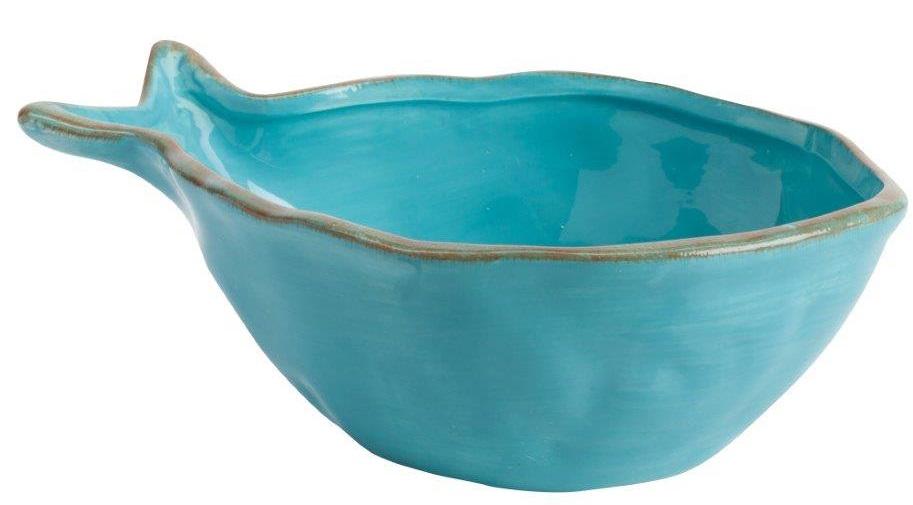 Купить Пиала Blue Fish Большая в интернет магазине дизайнерской мебели и аксессуаров для дома и дачи