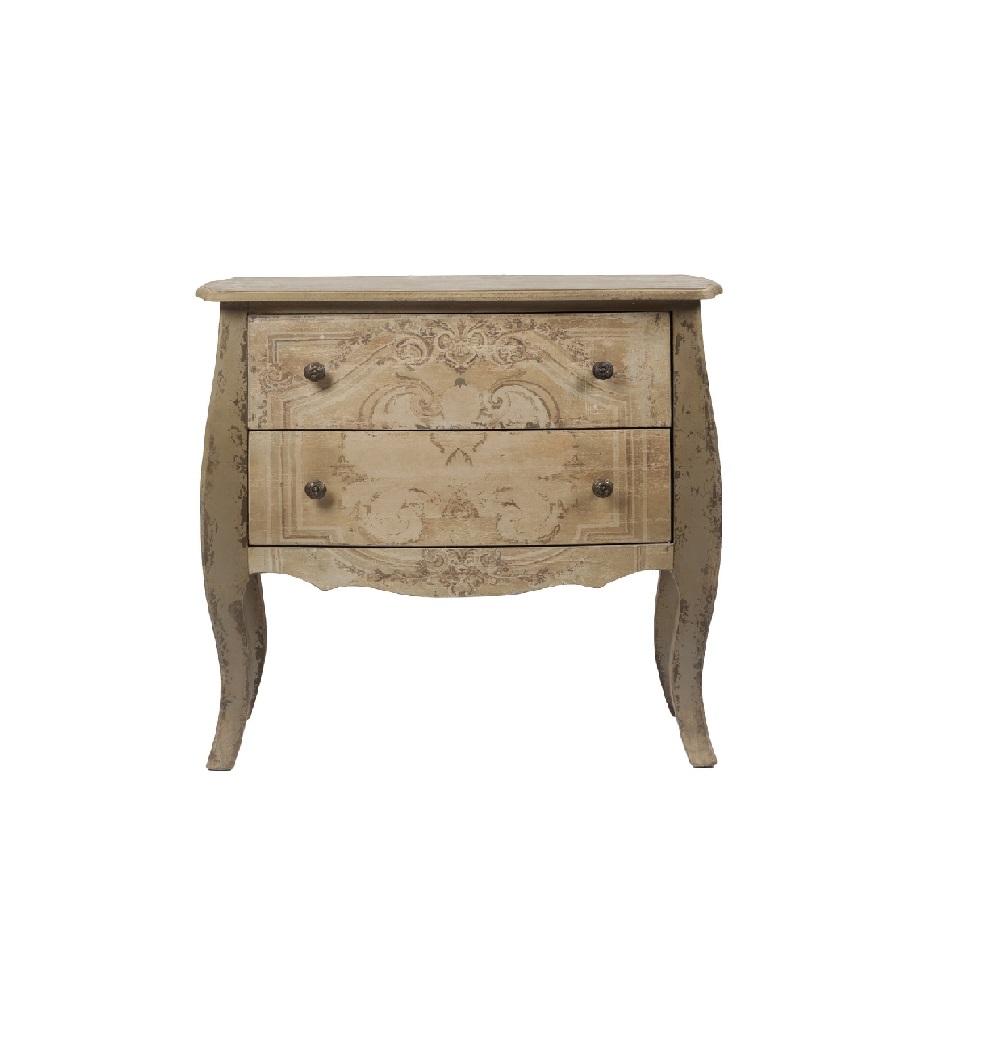 Купить Тумбочка с 2 ящиками Laсio в интернет магазине дизайнерской мебели и аксессуаров для дома и дачи