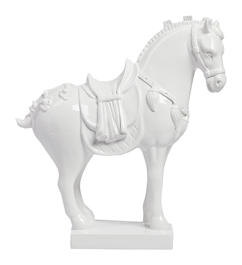 Предмет декора статуэтка лошадь Defurto Grand,  DG-D-768B от DG-home