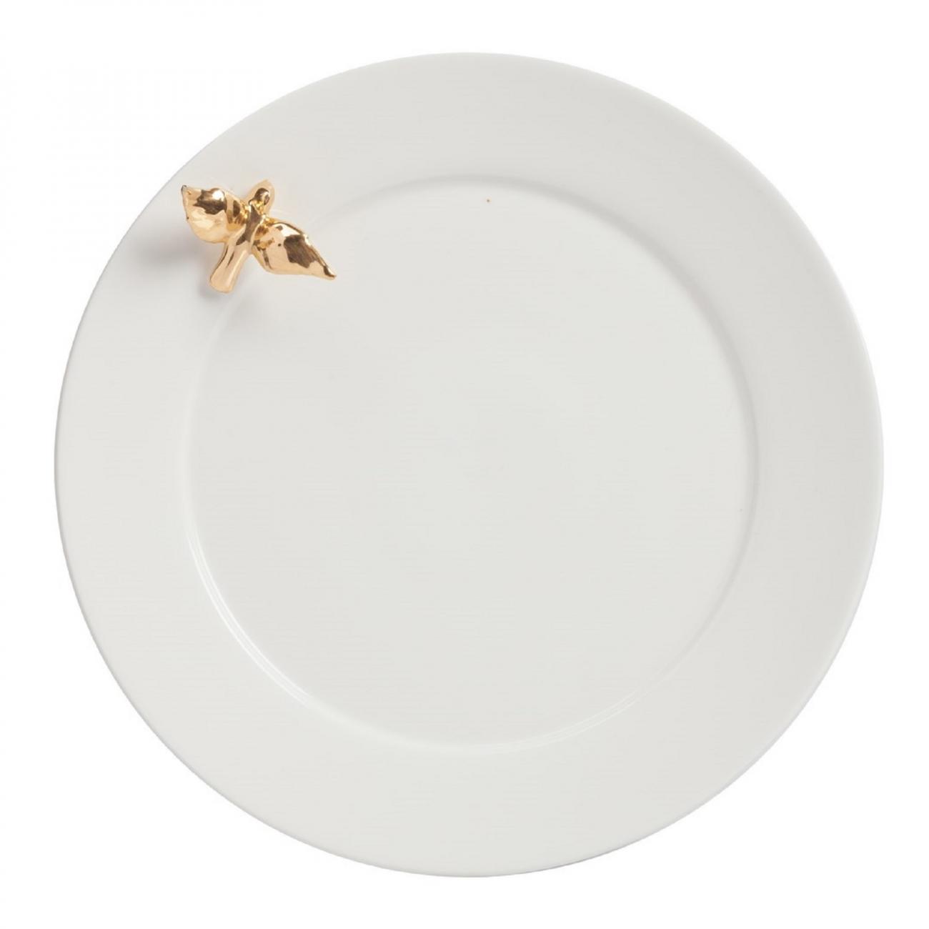 Купить Большая тарелка Bejaflor в интернет магазине дизайнерской мебели и аксессуаров для дома и дачи