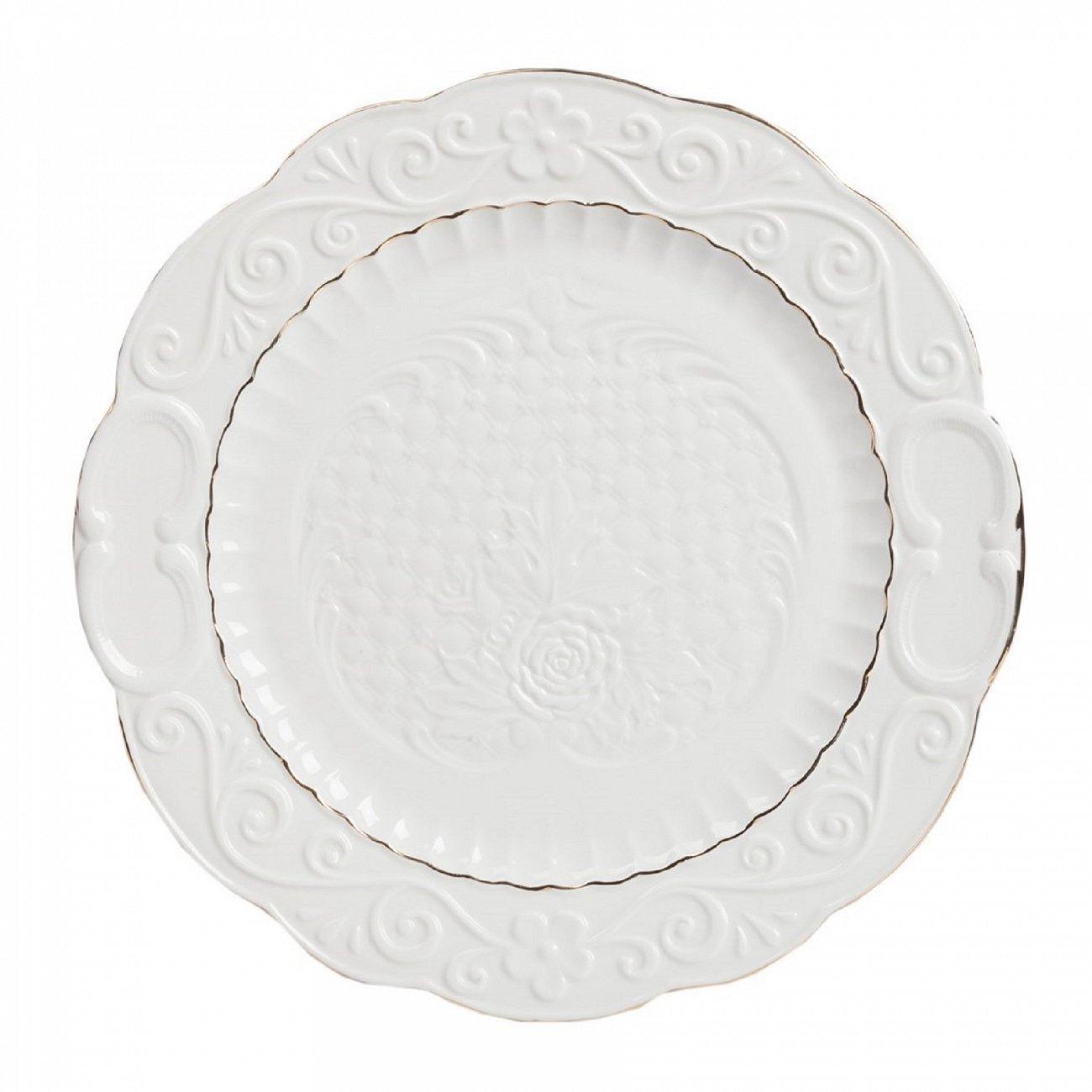 Купить Большая тарелка Beleza в интернет магазине дизайнерской мебели и аксессуаров для дома и дачи