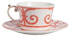 Чайная пара Skarletti от DG-home
