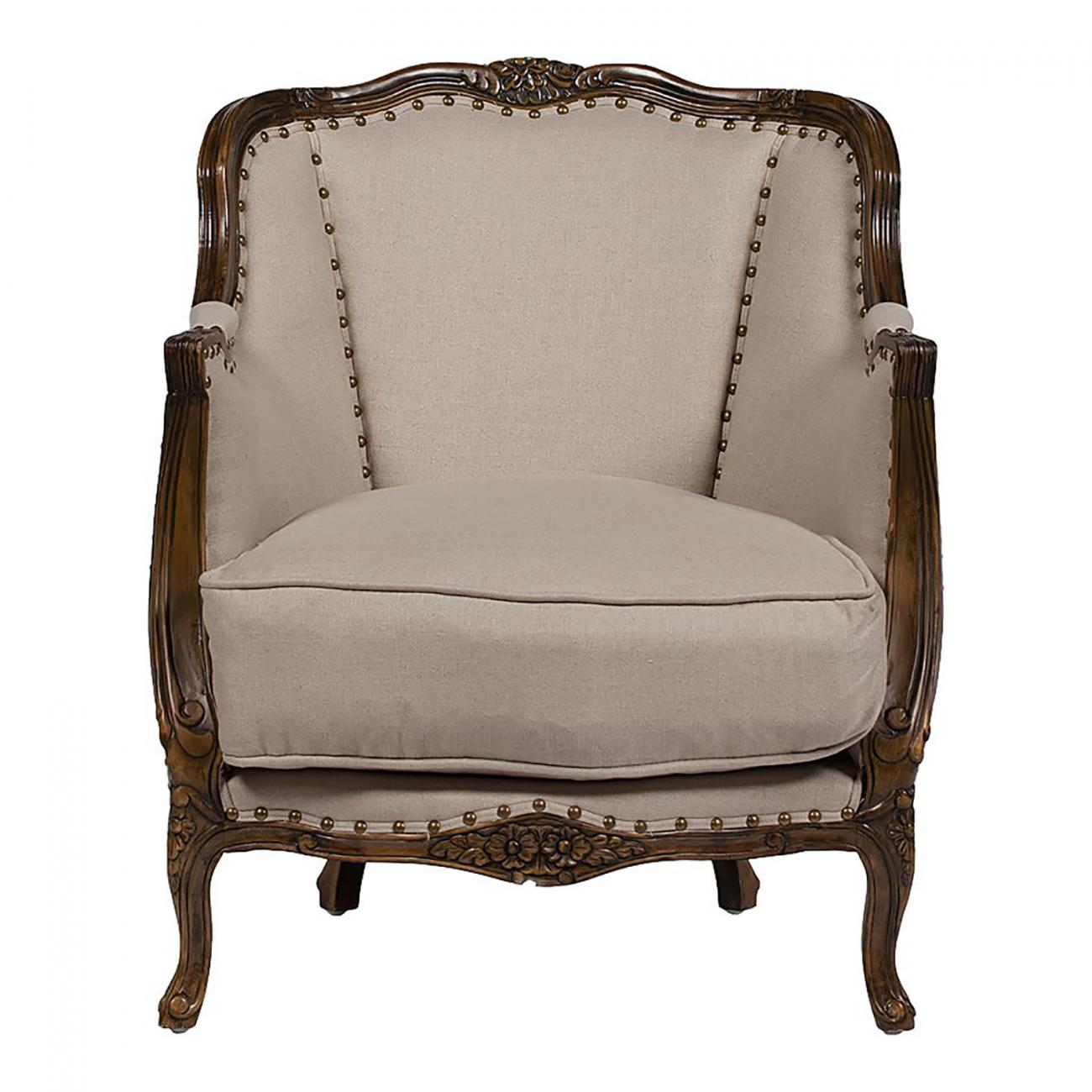 Купить Кресло Calvin в интернет магазине дизайнерской мебели и аксессуаров для дома и дачи