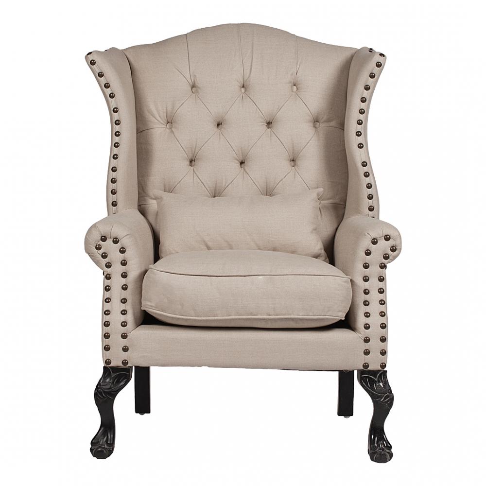 Кресло RiminiКресла<br>деревянный каркас (береза), ткань (лен)<br><br>Цвет: Бежевый<br>Материал: Дерево, Ткань<br>Вес кг: 20<br>Длина см: 88<br>Ширина см: 90<br>Высота см: 130