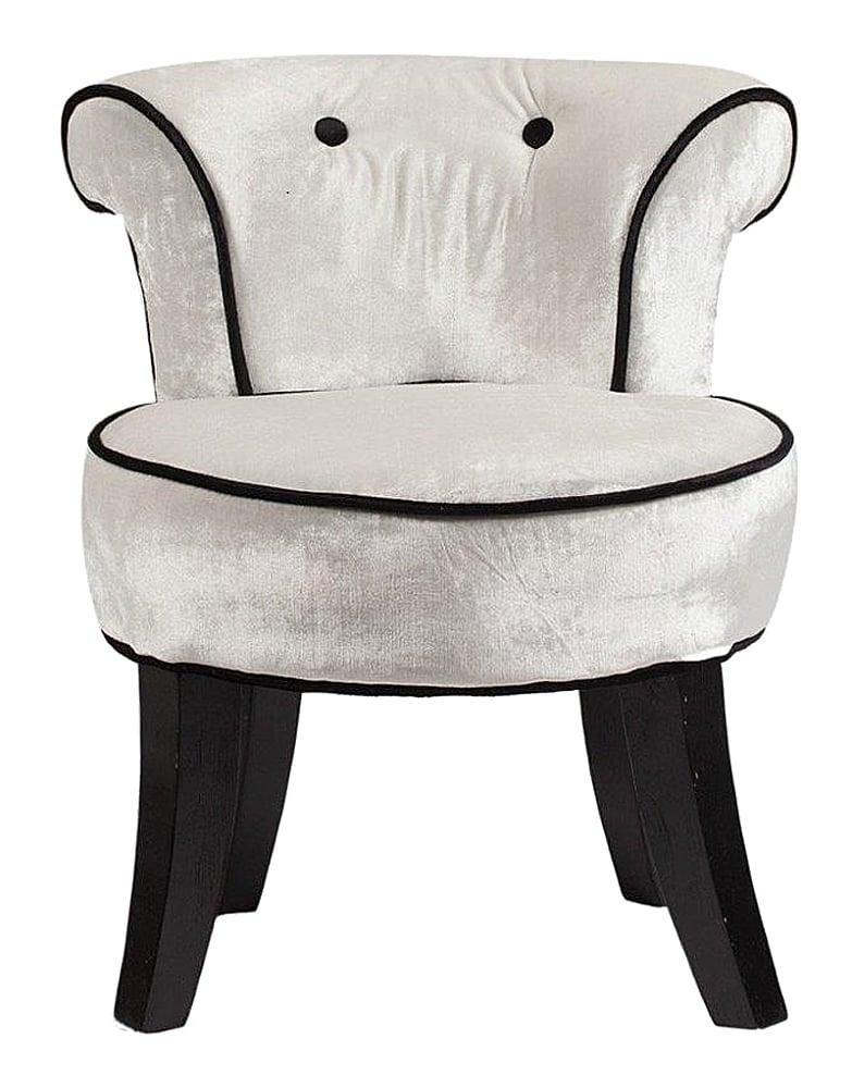 Кресло LoraineКресла<br>Если вы предпочитаете наибольший уют и <br>гармонию, следует приобрести дизайнерское <br>кресло Loraine, которое станет прекрасным украшением <br>интерьера дома. Изысканная модель кресла <br>имеет деревянный каркас из березы и обивку <br>светло-серого цвета из велюра. Благородный <br>дизайн, округлые детали, приятный серебристый <br>цвет обивки из велюра, в сочетании с его <br>темной окантовкой, придают модели особую <br>роскошь, подчеркивает ее шик! Такое кресло <br>украсит и гостиную, и тихую спальню. Сиденье <br>у модели довольно удобное, поэтому любой <br>чувствует себя комфортно в кресле при длительном <br>сидении. Данная модель с особенным дизайном <br>в моменты отдыха доставляет непередаваемое <br>блаженство.<br><br>Цвет: Серебро<br>Материал: Ткань, Поролон, Дерево<br>Вес кг: 14<br>Длина см: 48<br>Ширина см: 50<br>Высота см: 55