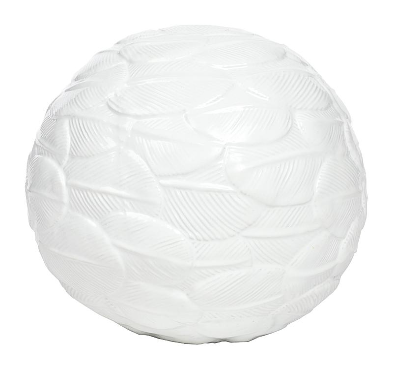 Декоративный шар White Big