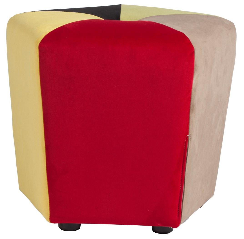 Купить Пуф Grunion Lime в интернет магазине дизайнерской мебели и аксессуаров для дома и дачи