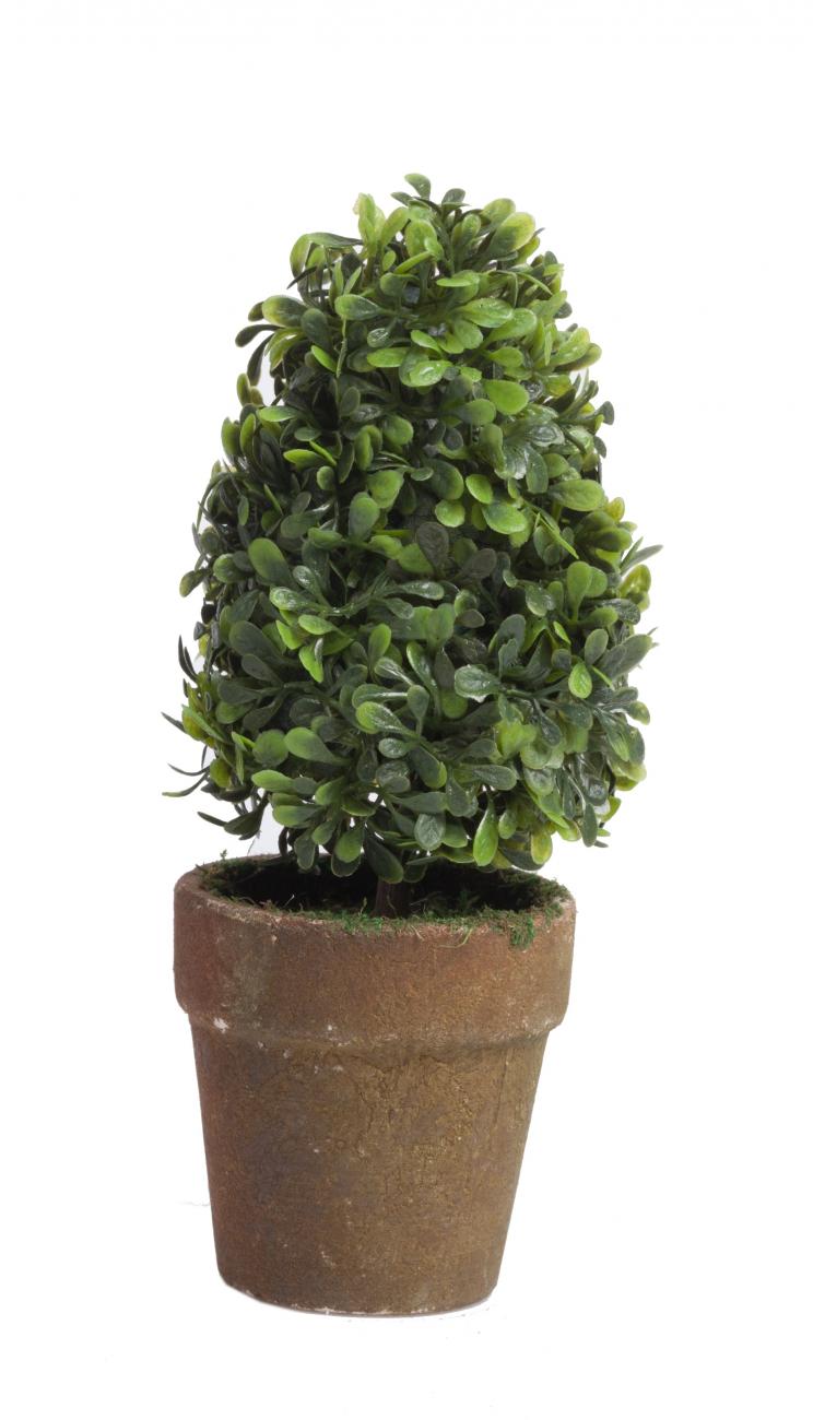 Купить Декоративный цветок в горшке Bonnet в интернет магазине дизайнерской мебели и аксессуаров для дома и дачи