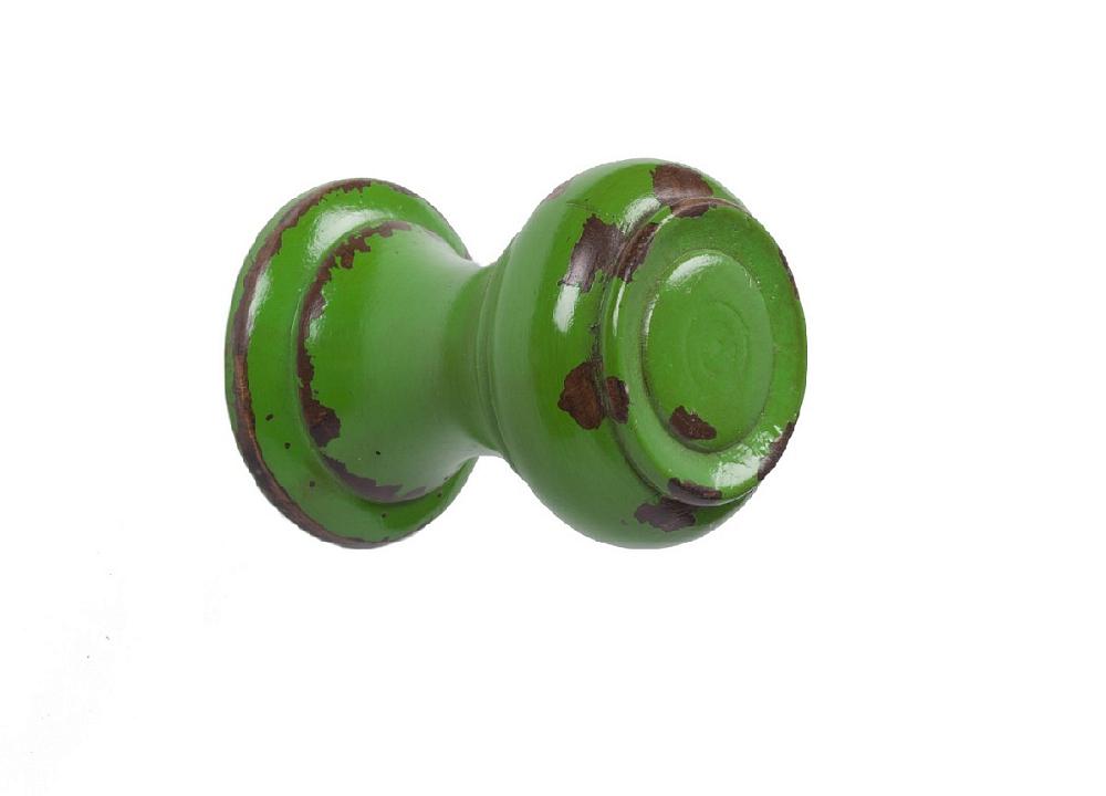 Настенный декоративный крючок Chinche Green